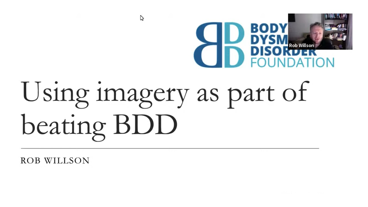 Imagery and Re-Scripting Memories in BDD Recovery