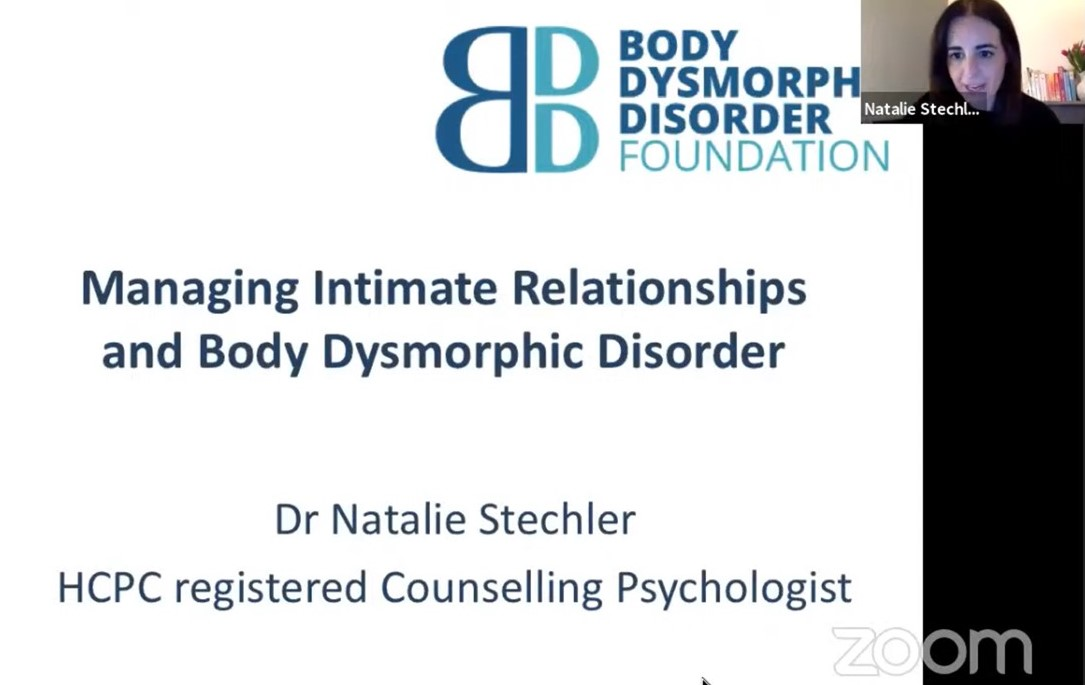 Managing Intimate Relationships and BDD