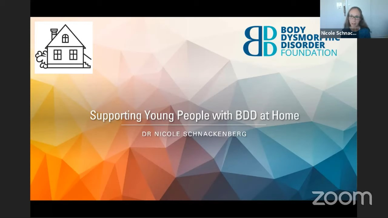 Supporting Young People at Home