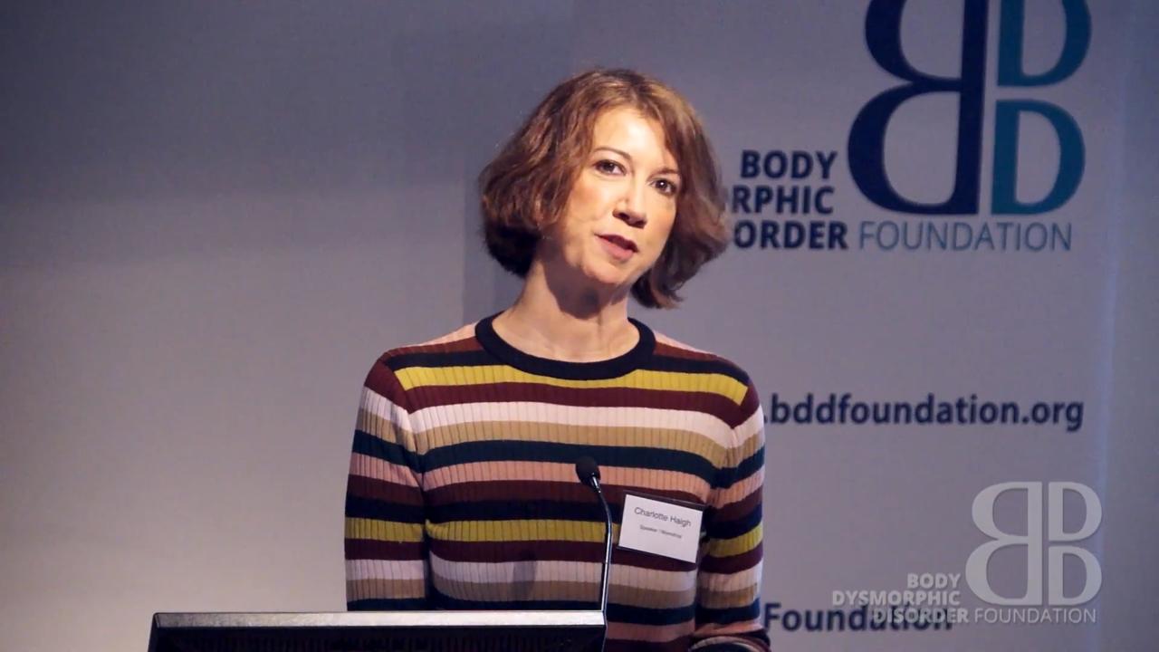 Inspirational Speaker Charlotte MacNeil