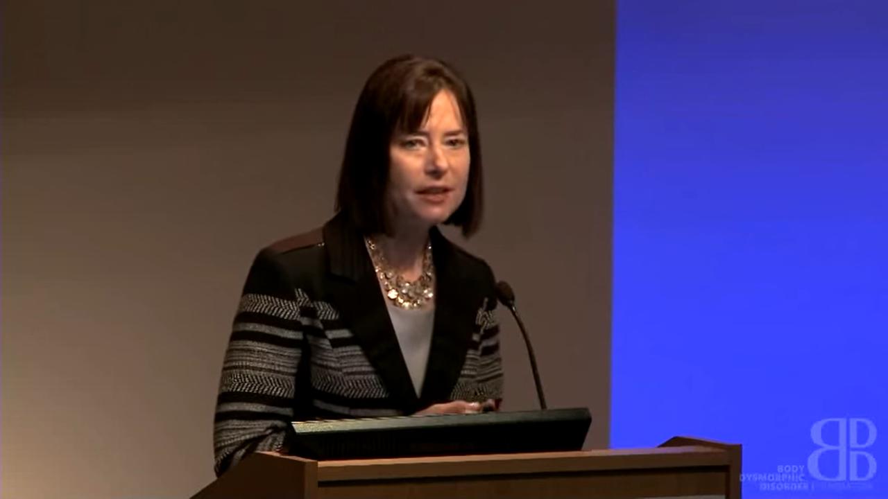 Keynote Speaker Katherine Phillips MD