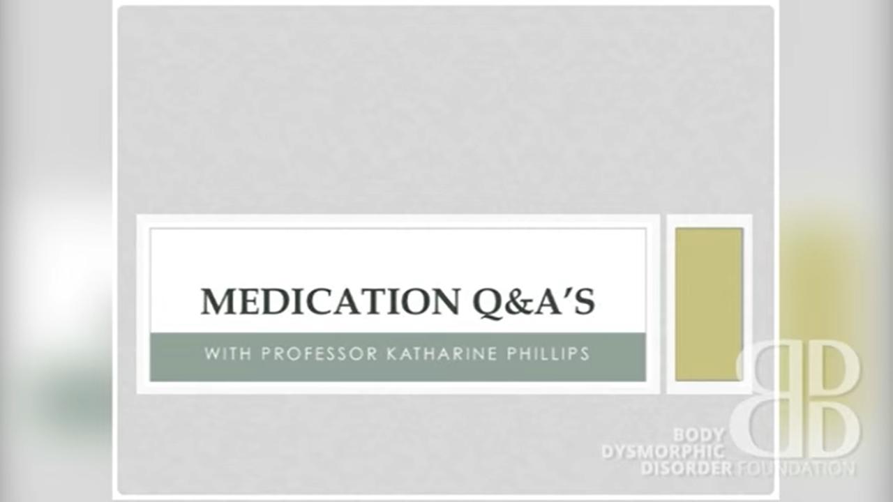 Medication Q&A