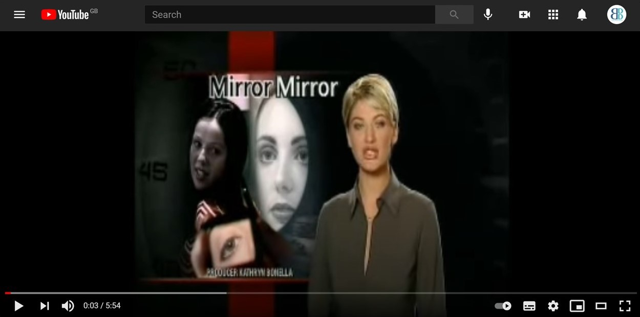 Mirror, Mirror | Interviewing four people with BDD
