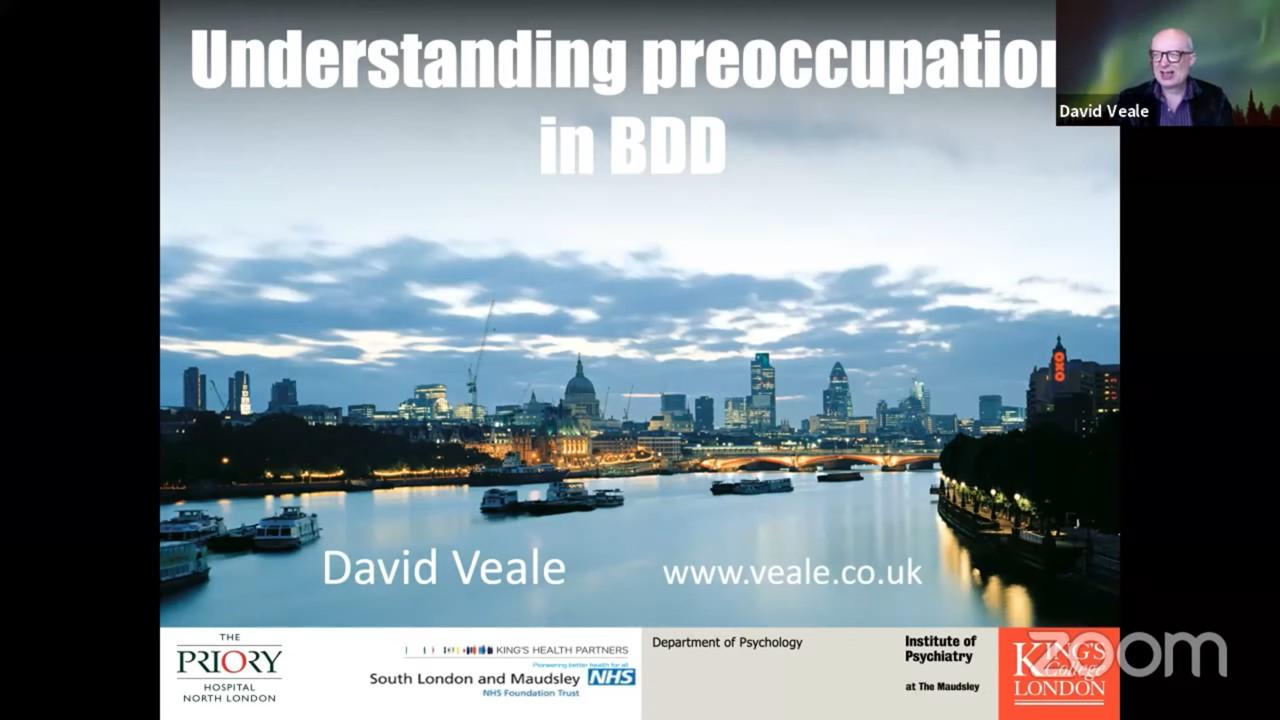 Preoccupation in BDD