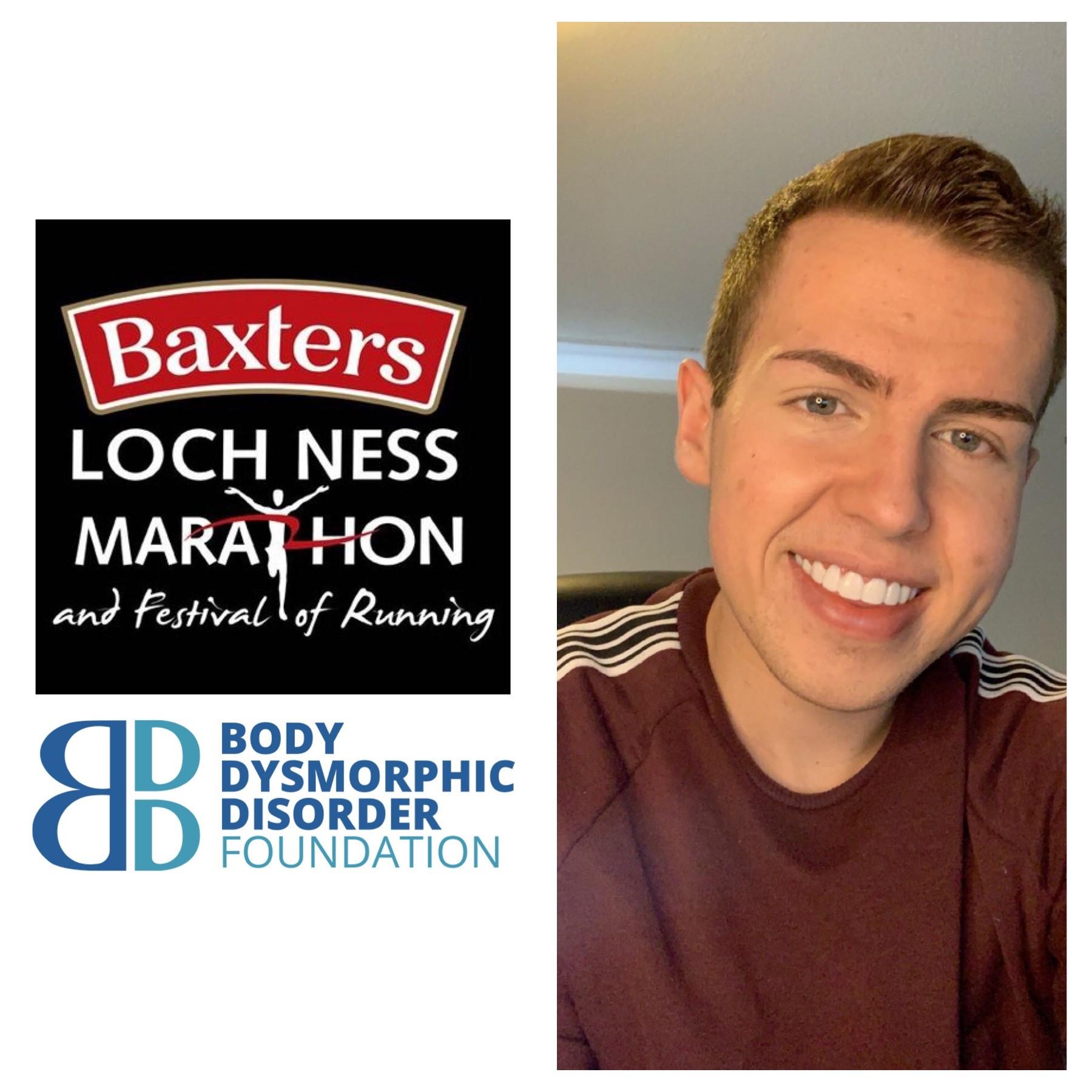 Support Fraser running the Loch Ness Marathon for us!